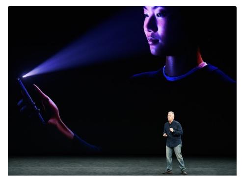 泰克科技和Face ID的那些事儿