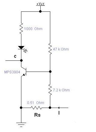 介绍几种巧妙又廉价的电流检测电路