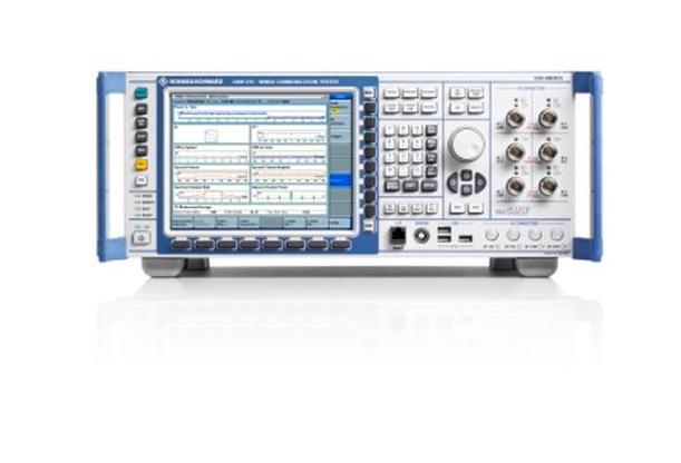 罗德与施瓦茨展示世界上首台支持WLAN IEEE 802.11ax信令的综测仪