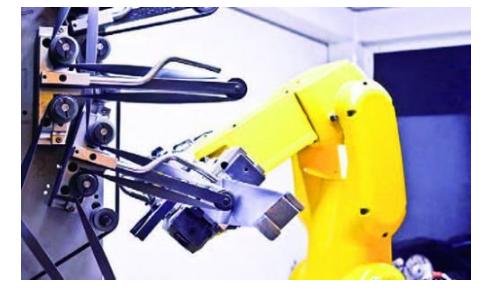 AV&R推出基于机器人的新型航空发动机叶片抛光解决方案