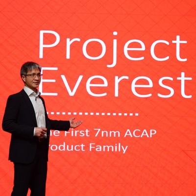 赛灵思新CEO上任,新一代类FPGA产品ACAP发布