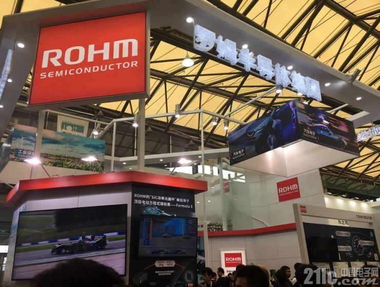 慕展速报:ROHM展现最先进的汽车和电源产品