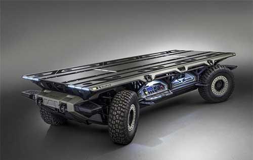 通用:将推出首个氢燃料电池卡车平台