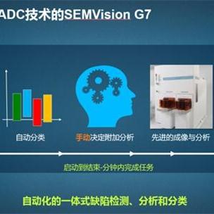 通过机器学习实现定制化的智能缺陷分析,应用材料公司推出全新SEMVision G7