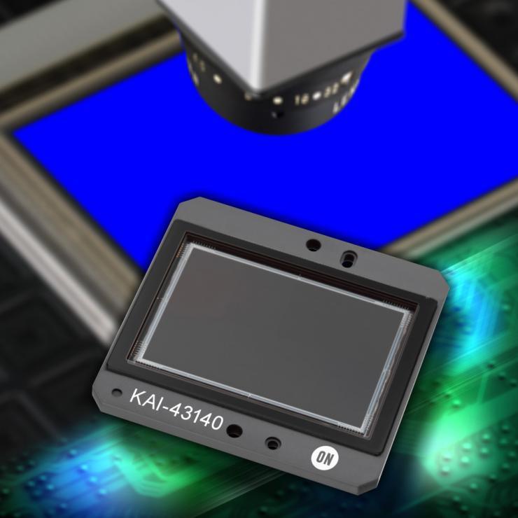 安森美半导体推出最高分辨率的35 mm CCD图像传感器, 针对最新检测与监控应用