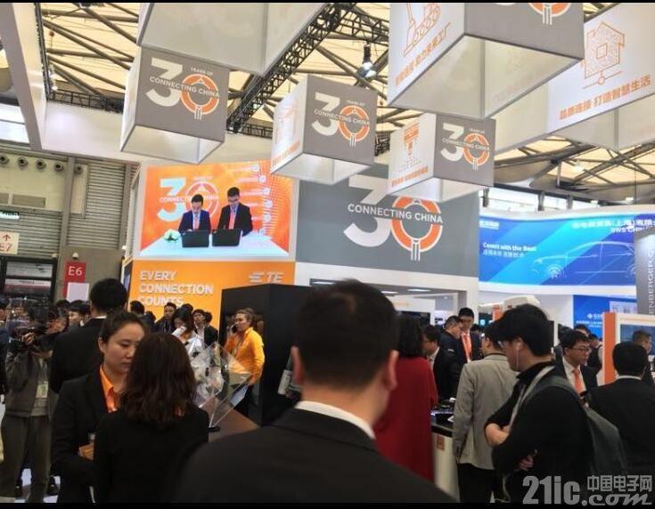 TE连动中国30年:帮助中国客户走向全球