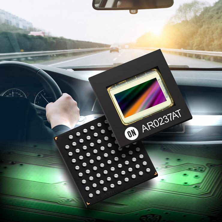 安森美半导体推出符合AEC-Q100认证的图像传感器,经优化用于OEM配备的车载DVR摄像机