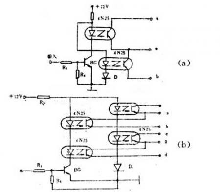 星三角能耗制动电路图