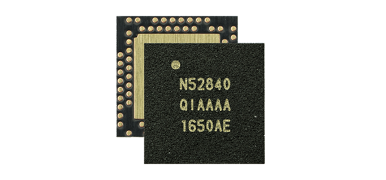Nordic Semiconductor批量生产nRF52840 SoC可全面支持蓝牙5以及蓝牙Mesh和Thread,为市场带来量产级的最先进多协议无线IoT解决方案