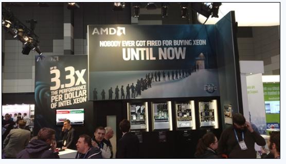 AMD又调皮了:如此肆无忌惮羞辱Intel