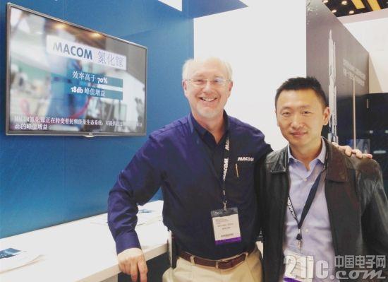 固态射频能量市场规模将要比基站还大!——专访MACOM高级副总裁Michael Ziehl