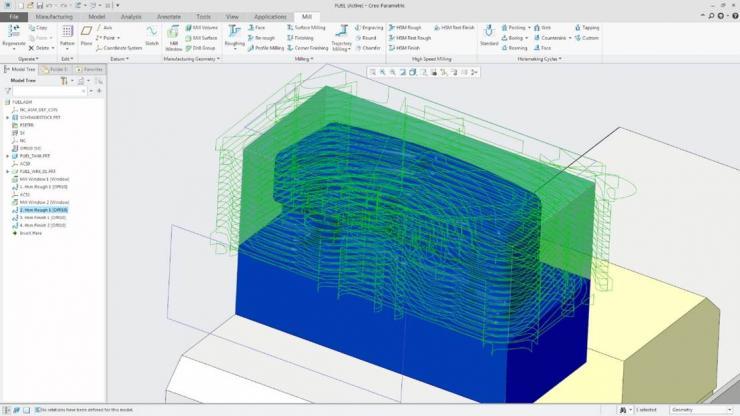 PTC发布Creo 5.0――其备受赞誉的最新版本CAD解决方案