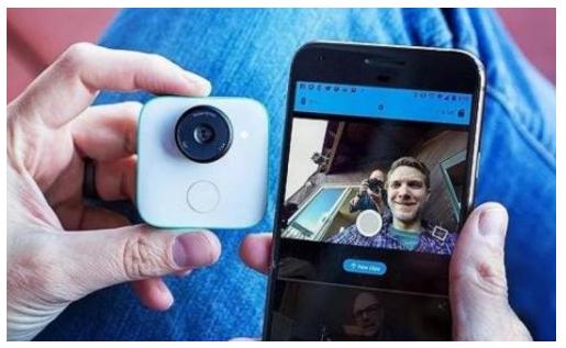 谷歌AI摄像头Clips来袭 首批产品售罄