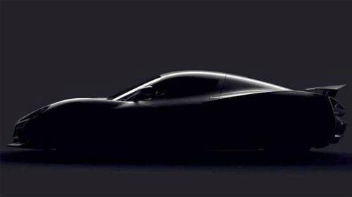 Rimac纯电动跑车  搭载L4级自动驾驶功能