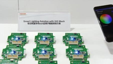 低功耗蓝牙Mesh应用于智能照明方案