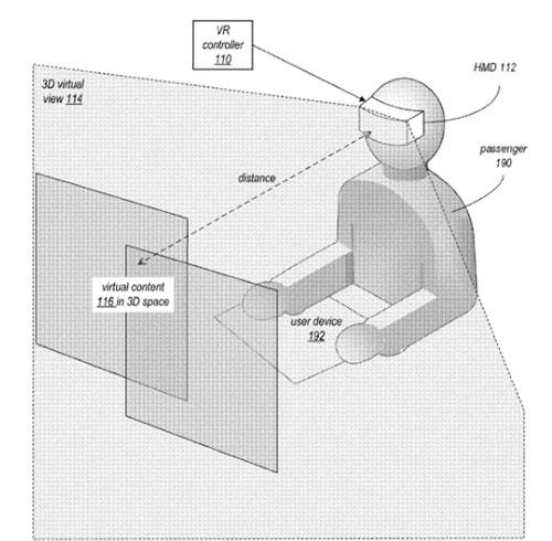 苹果用虚拟现实技术缓解晕车问题