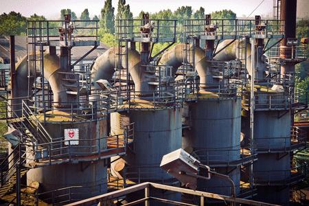 深入发展,智能工业控制钢铁生产时代的到来
