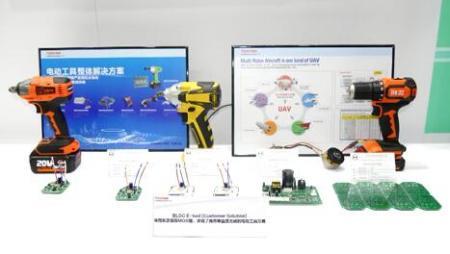 采用东芝低压MOSFET的直流无刷电动工具方案