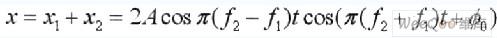 利用VC++模拟示波器实现简谐振动的合成