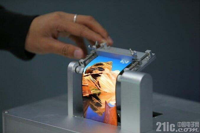 可折叠智能手机今年有望问世!华为与京东方正联手打造