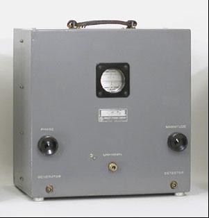 早期的网络分析仪