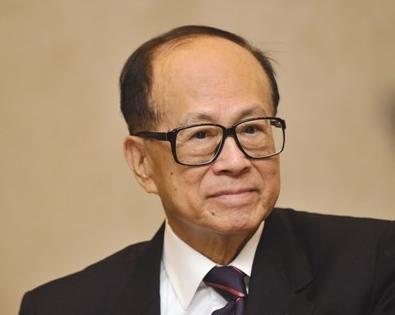 """""""超人""""李嘉诚正式退休:工作78年,今日心情与往日没什么不同"""