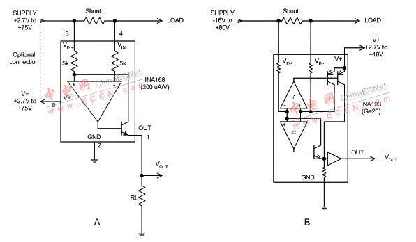 车载应用中的电流检测技术