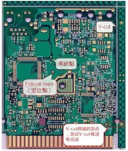 电路板设计为什么要设置这些测试点?