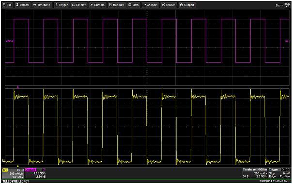 如何用混合信号示波器探测模拟和数字信号