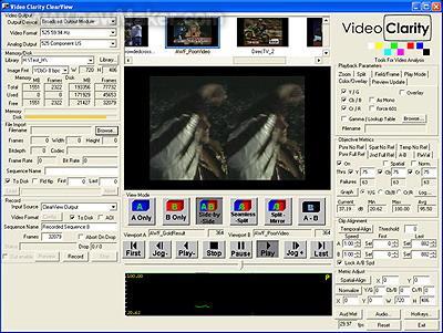 用自动脚本测试进行视频质量分析