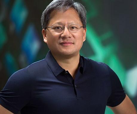 NVDIA CEO黄仁勋专访:人工智能应成为每个国家战略的一部分
