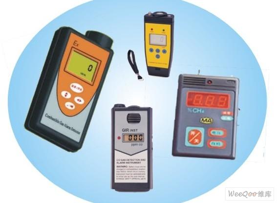 一氧化碳气体检测仪与可燃气体检测仪的比较