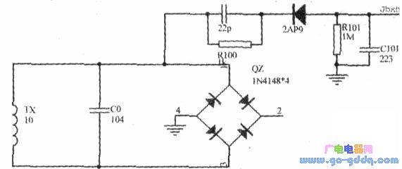 采用AT89C51设计的门禁系统应答电路