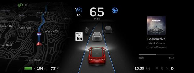 Autopilot未加入眼球追踪传感器,因为成本原因