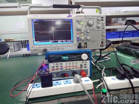 费思负载应用之快速充电器测试