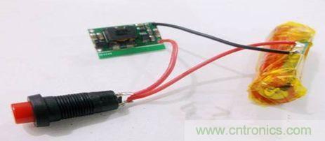 达人DIY:可充电式网线测试仪的设计