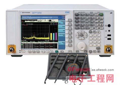 安捷伦近场电磁干扰源探测定位解决方案
