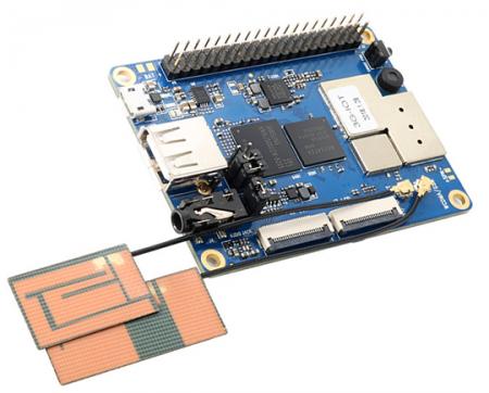 Orange Pi 3G-IoT SBC推出售价24.90美元