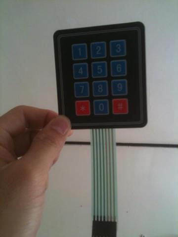 51 单片机汇编语言--矩阵键盘的驱动