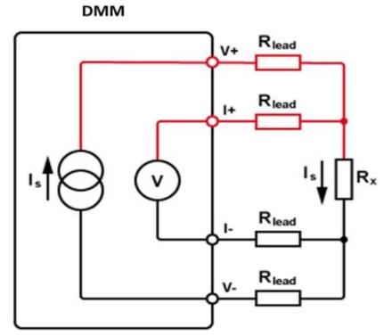 浅谈万用表测量电阻的几种方法