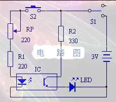 光电耦合器测试电路