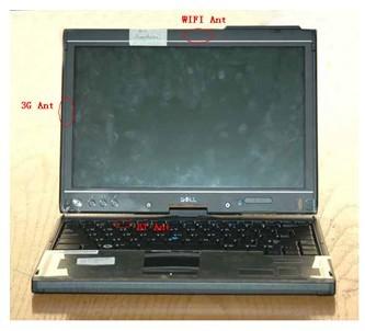 FCC对天线内置于显示屏边缘的笔记本电脑SAR测试评估要求