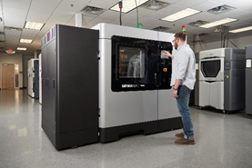 STRATASYS发布新型原形制作打印机以及工装夹具制作软件和生产级设备