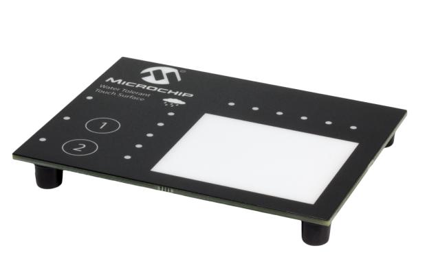 利用Microchip全新界面手势软件库轻松配置低功率触摸板