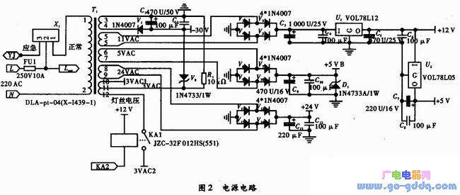 利用PIC单片机为主控制芯片的多种厨房设备智能组合控制设