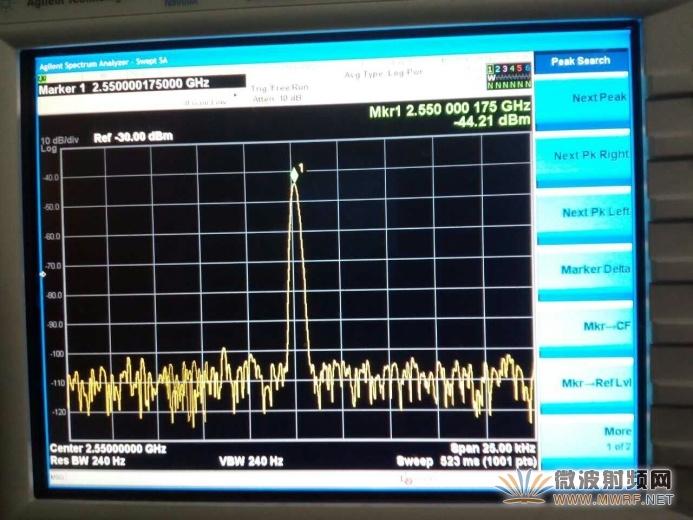 如何有效地进行无线辐射杂散调试