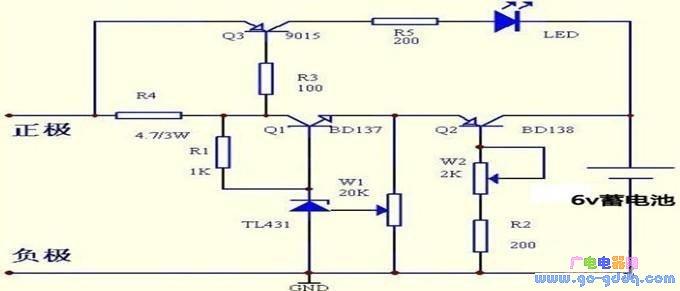 基于51单片机的无线供电模块的无线传输系统效率检测