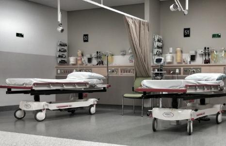 苏格兰医院使用物联网监测医疗病床