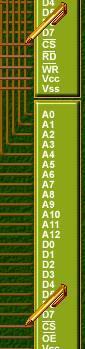 系统扩展―RAM与ROM同时扩展
