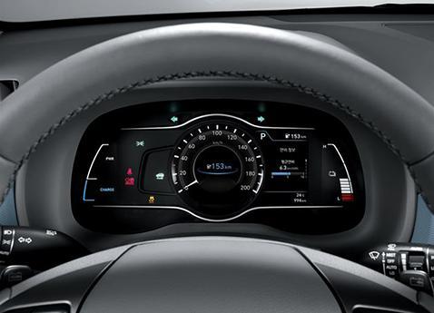 现代摩比斯推出新一代数字仪表板 市场规模预估巨大
